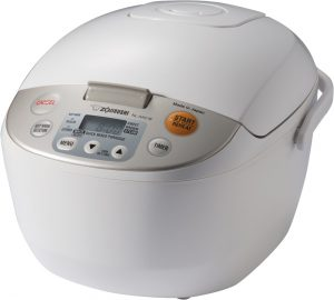 sushi roll rice cooker